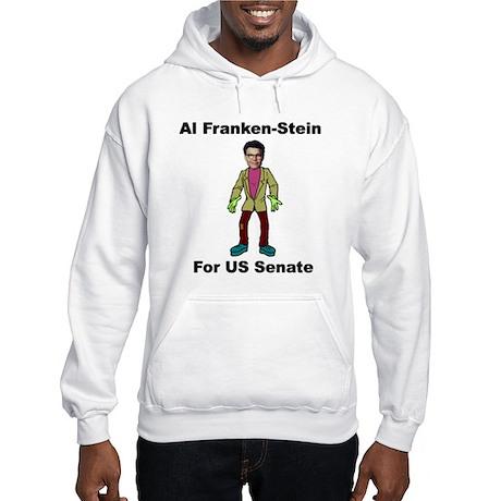 St. Patrick's Day Shamrock Hooded Sweatshirt
