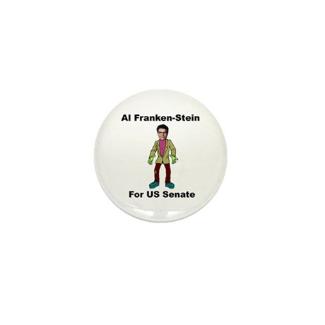 St. Patrick's Day Shamrock Mini Button
