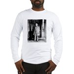 Lee protrait Long Sleeve T-Shirt