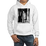 Lee protrait Hooded Sweatshirt