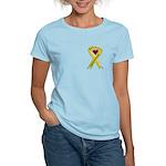 Military Brother Yellow Ribbo Women's Light T-Shir