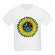 Indian Shield Kids T-Shirt