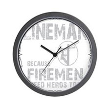 lineman because 1 Wall Clock
