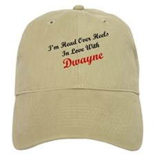 In Love with Dwayne Baseball Cap