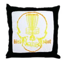 pirate gold Throw Pillow