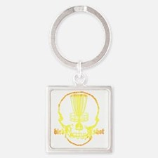 pirate gold Square Keychain