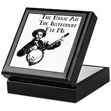 banjoam Keepsake Box