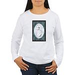 Westie Designer Women's Long Sleeve T-Shirt