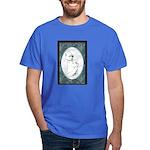 Westie Designer Dark Colored T-Shirt