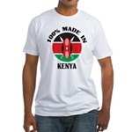 Made In Kenya Fitted T-Shirt