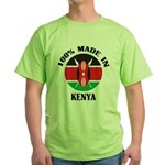 Made In Kenya Green T-Shirt