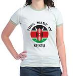 Made In Kenya Jr. Ringer T-Shirt