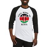 Made In Kenya Baseball Jersey