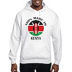 Made In Kenya Hooded Sweatshirt
