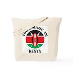 Made In Kenya Tote Bag