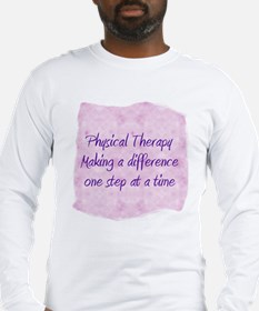 Making A Difference Long Sleeve T-Shirt