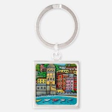 Vernazza-HSPropicAR Square Keychain