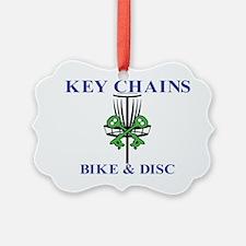 Key Chains logo 2 Ornament