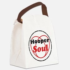 Red Soul Canvas Lunch Bag