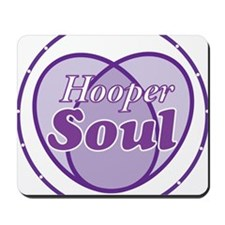 Purple Hooper Soul Mousepad