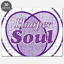 Purple Hooper Soul Puzzle