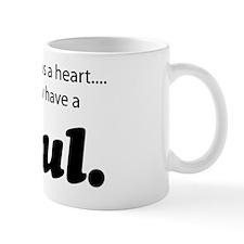 Heart Soul Mug