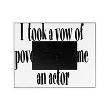 B_actor Picture Frame