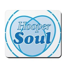 Hooper Soul Blue Mousepad