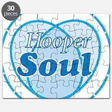Hooper Soul Blue Puzzle