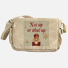 Nut up light Messenger Bag