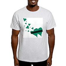 Blackline Hearts T-Shirt
