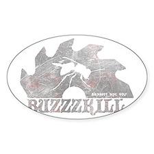 Buzzzkill - Disc Golf - Birdshot LI Decal