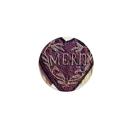 GW Merit Mini Button