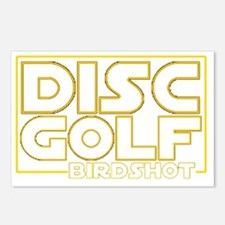 Star Wars - Disc Golf - B Postcards (Package of 8)