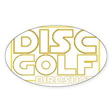 Star Wars - Disc Golf - Birdshot Decal