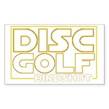 Star Wars - Disc Golf - Birdsh Decal