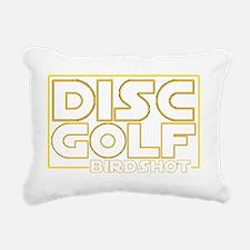 Star Wars - Disc Golf -  Rectangular Canvas Pillow