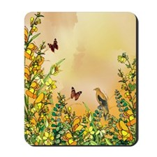 yellowflipflop Mousepad