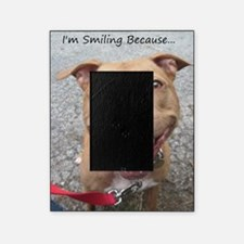 Bailey Smiley-Card Picture Frame