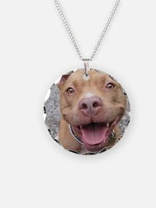 Bailey Smiley-Card Necklace