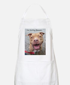 Bailey Smiley-Card Apron