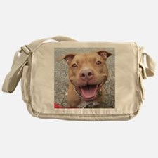 Bailey Smiley-Card Messenger Bag