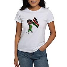 3D Kenya Tee