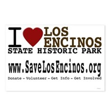 savelosencinos_yardsign Postcards (Package of 8)