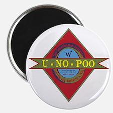 U-No_Poo_01 Magnet