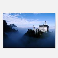 Fantasy Castle Postcards (Package of 8)