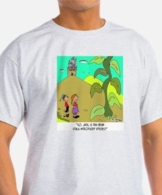 7317_botany_cartoon T-Shirt