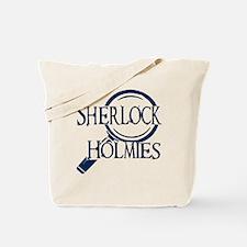 sherlock holmies Tote Bag
