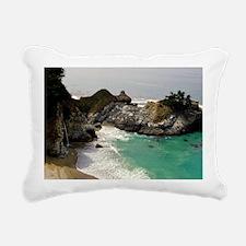 Big Sur Rectangular Canvas Pillow