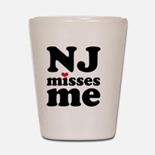 NJMM-sm Shot Glass
